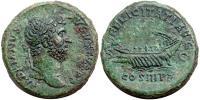 Hadrian 117-138 As