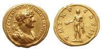 Hadrian 117-138 aureus R!