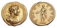 Hadrian 117-138 aureus