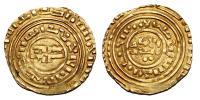 Jeruzsálemi Latin Királyság 1099-1291 dínár