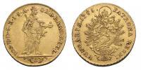 II.József 1780-1790 2 dukát 1785