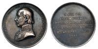 József nádor 1776-1847 emlékérem 1845