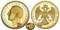 Jugoszlávia- I.Sándor 1929-1934 dukát 1931