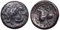 Kelták- Szkordiuszkok ie. 300-200 drachma