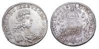 Pomeránia- XI.Károly 1660-1697 2/3 tallér 1683