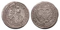 III.Károly 1711-1740 3 krajcár 1716