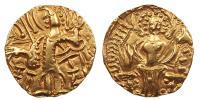 Hun Törzsek- Kidariták 425-457 dínár