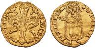 Károly Róbert 1307-1342 aranyforint