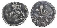 I.Károly 1307-1342 denár R!