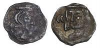 Károly Róbert 1307-1342 denár RRR!