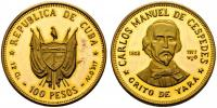 Kuba 100 Peso 1977