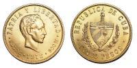 Kuba 5 Pesos 1916