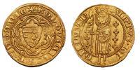 I.Lajos 1342-1382 aranyforint