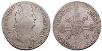 XIV.Lajos 1643-1715 Ecu 1704