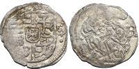 II.Lajos 1516-1526 denár Nagybánya R!