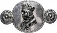 II.Lajos 1516-1526 övcsat Buda 1810 R!