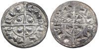 Szent László 1077-1095 denár