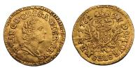Lotharingiai Ferenc - 1765 1/4 dukát 1762 NB