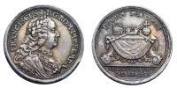 Lotharingiai Ferenc koronázási érem 1745