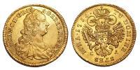 Lotharingiai Ferenc dukát 1754 C-A RR!