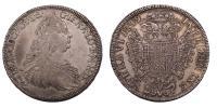 Lotharingiai Ferenc -1765 tallér 1749 Gyulafehérvár RRR!