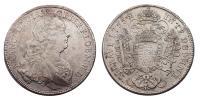 Lotharingiai Ferenc -1765 tallér 1755 Gyulafehérvár UNIKUM!