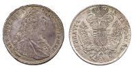 Lotharingiai Ferenc -1765 tallér R!