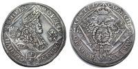 I.Lipót 1657-1705 1/4 tallér 1700 NB