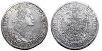 I.Lipót 1657-1705 tallér 1661 KB R!