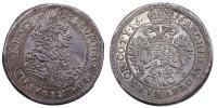 I.Lipót 1657-1705 1/2 tallér 1696