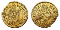 I.Lipót 1657-1705 dukát 1703