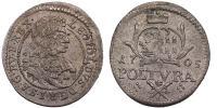 I.Lipót 1657-1705 poltúra 1705 R!
