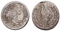 I.Lipót 1657-1705 3 krajcár 1695 NB