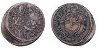 I.Lipót 1657-1704 1 krajcár 1699 NB RR!