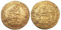I.Lipót 1657-1705 5 dukát 1687 NB R!