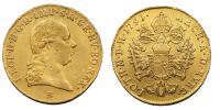 II.Lipót 1790-1792 dukát 1791
