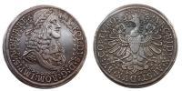 I.Lipót 1657-1705 dupla tallér