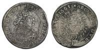 I.Lipót 1657-1705 XV krajcár 1661 ARCHIDVX RR!