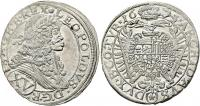 I.Lipót 1657-1705 XV krajcár 1675