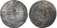 I.Lipót 1657-1705 XV krajcár 1681 R!