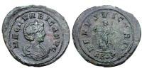 Magnia Urbica 283-285 antoninian R!