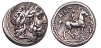 Makedónia- II.Philip ie.359-336 tetradrachma