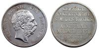 Albert 1873-1902 2 márka 1892 E R!