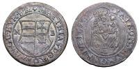 II.Mátyás 1608-1619 garas 1614