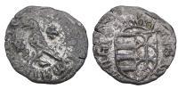 Hunyadi Mátyás 1458-1490 denár