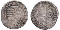 Hunyadi Mátyás 1458-1490 garas