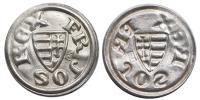 Ferenc József milleneumi bracteáta 1896 RR!