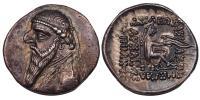 II.Mithradates ie. 123-88 drachma