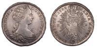 Mária Terézia 1740-1780 1/2 tallér 1742