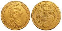 Mária Terézia 1740-1780 dukát 1741 R!